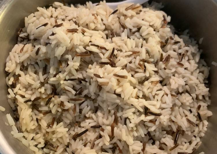 30 Minute Easiest Way to Prepare Blends Tips : Perfect steamed rice without using fancy Japanese rice cooker