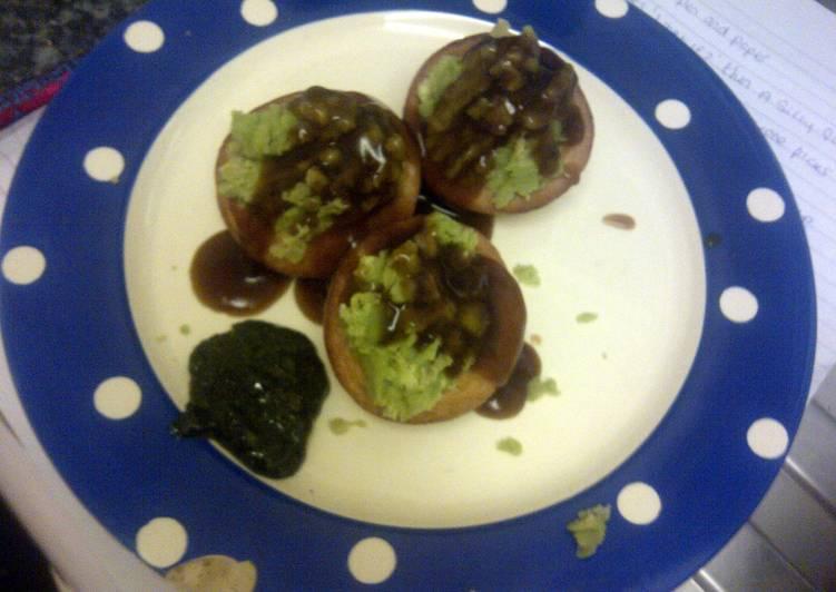 Simple Way to Make Favorite mushy pea yorkshire starter