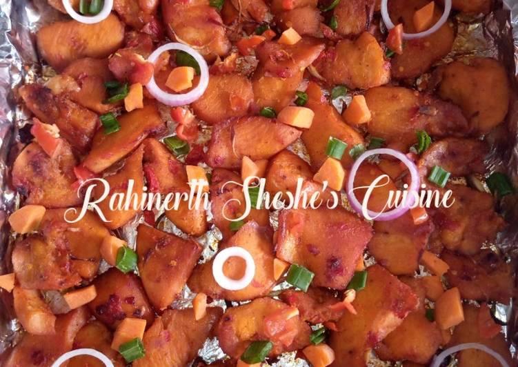 Easiest Way to Prepare Recipe of Baked chicken breast