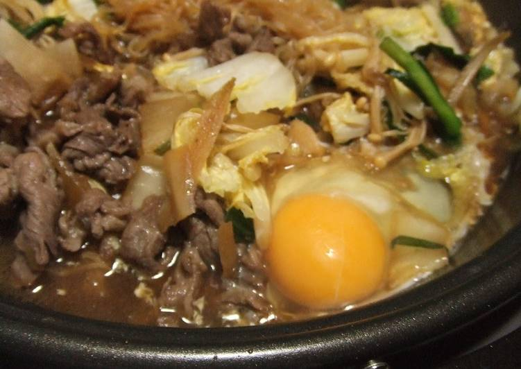 30+ Dinner Easy Summer Easy Kansai-style Sukiyaki and with Udon