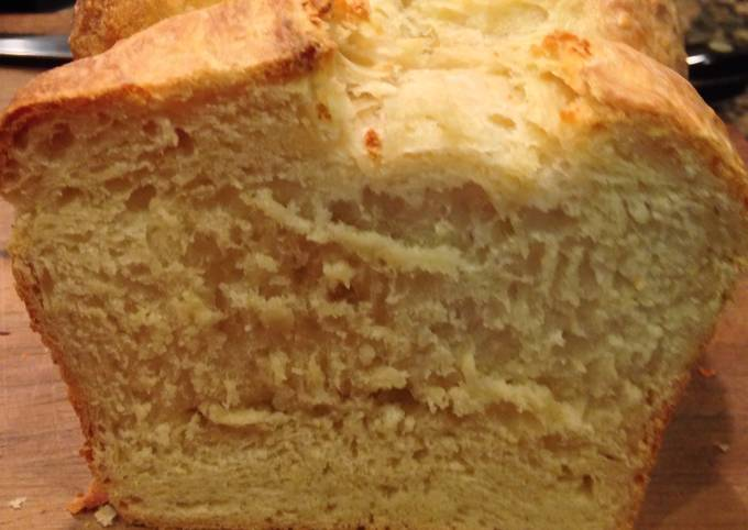 Easiest Way to Cook Delicious Japanese Milk Bread