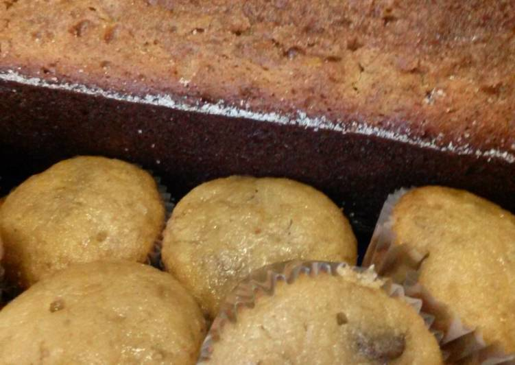 Nikki's Brown Sugar Banana Bread