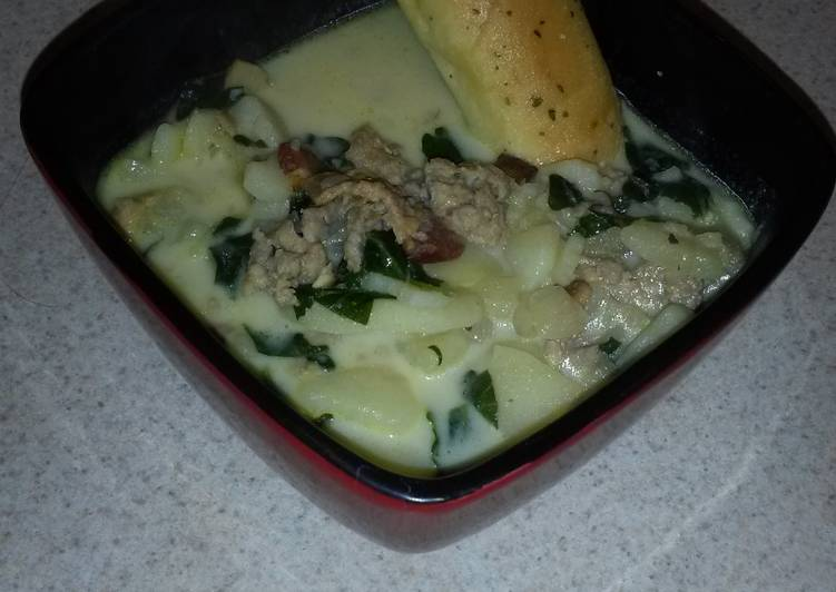 Learn How To Zuppa Toscana KP
