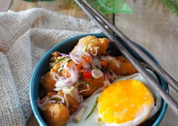 Dori Sambal Matah Ricebowl