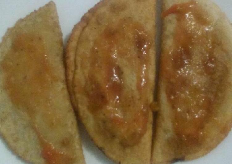 Empanadas de atún estilo nayariit