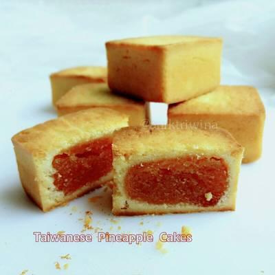 Resep Taiwanese Pineapple Cakes Tarts Oleh Anik Wina Cookpad