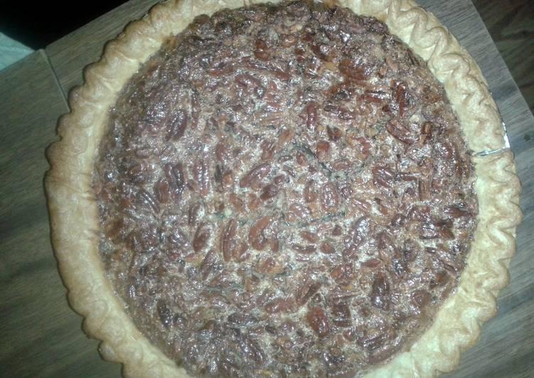 Grandmother's Pecan pie