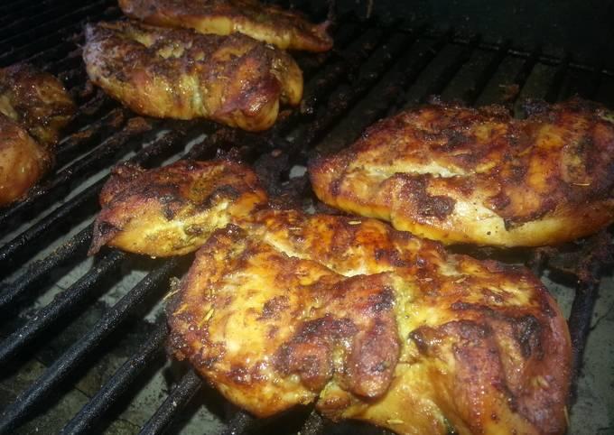 Copycat KFC grilled chicken