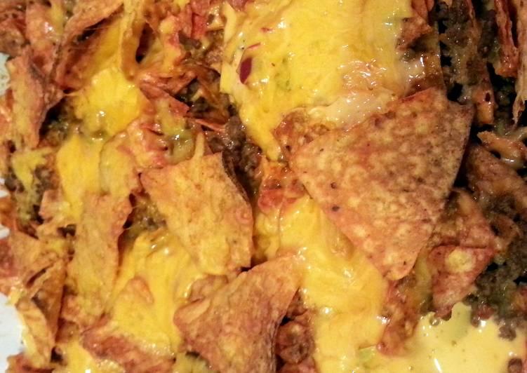 How to Cook Yummy dorrito taco casserole