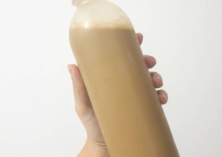 Kopi Susu Gula Aren Healthier Version