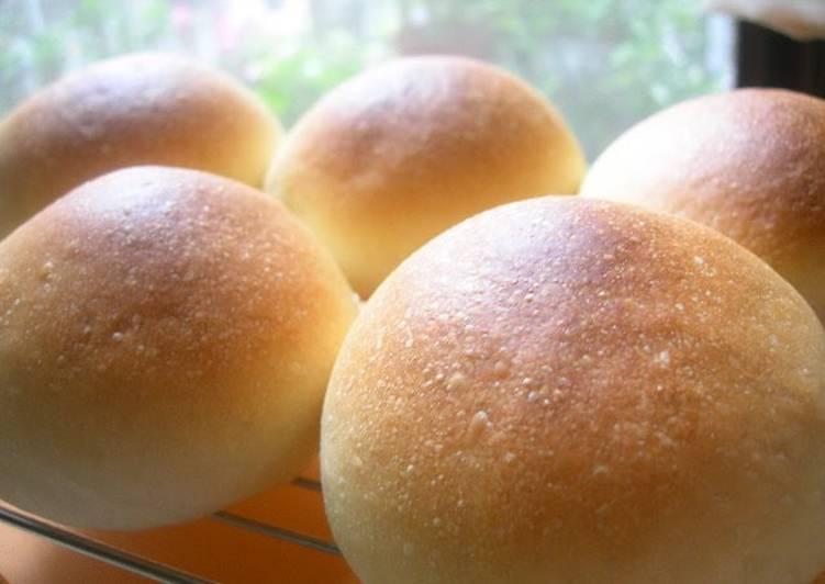 Easy For Beginners: Raisin Bread Starter Rolls