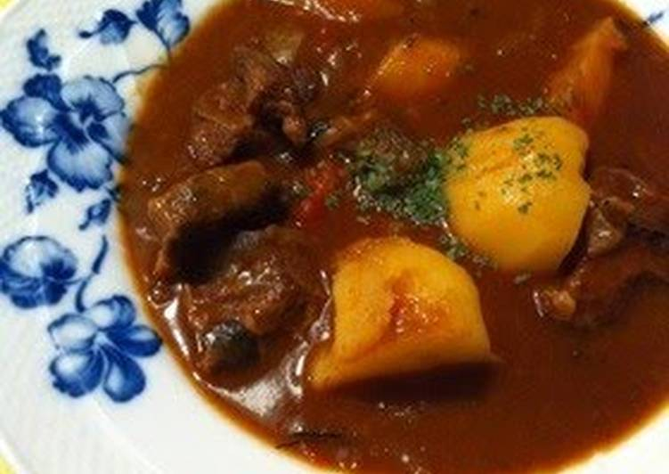 Easy Beef Stew