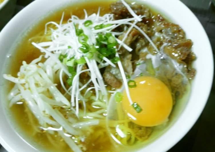 Easiest Way to Prepare Speedy Soup for Ramen