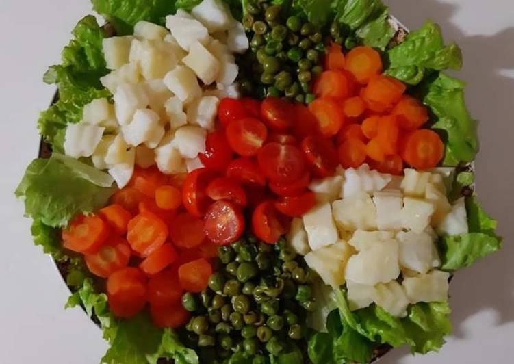 Salade variée ❤