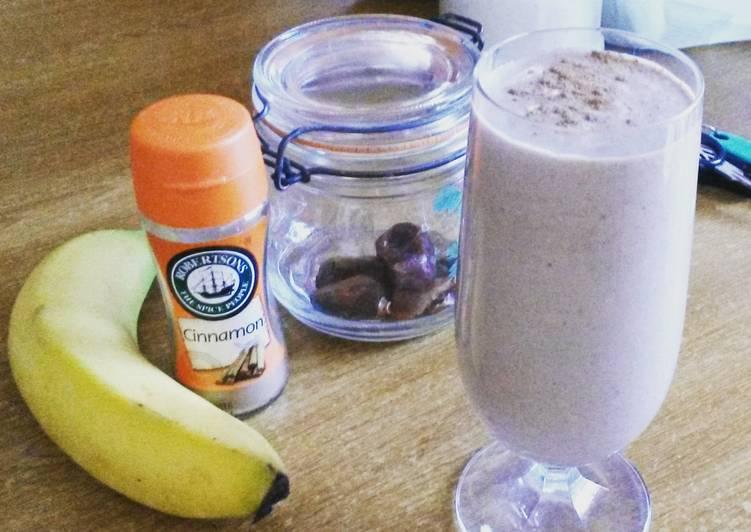 Healthy Cinnamon Shake