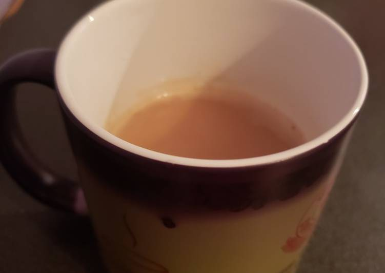 Carom tea