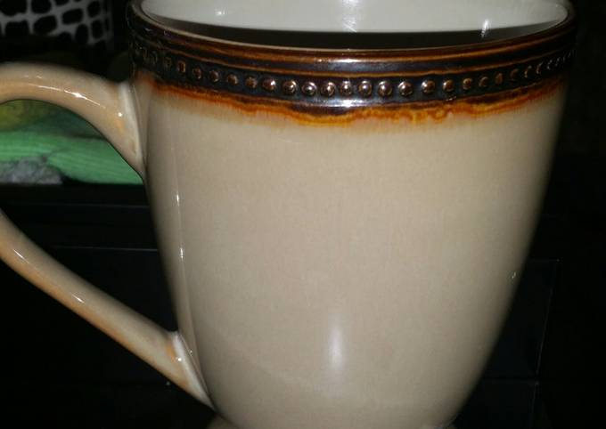 Sore Throat Chai Tea