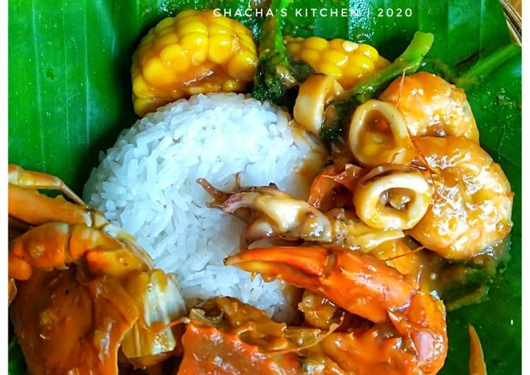 Seafood Mixed Vegetable
