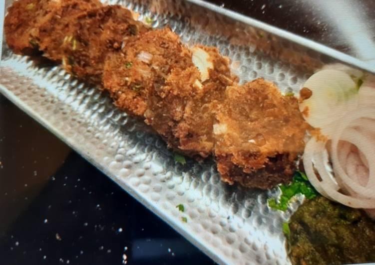 Masoor Dal Ke Kabab