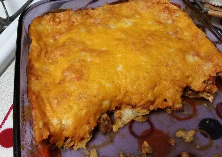 Recipe of Perfect Mom's Mexican Casserole