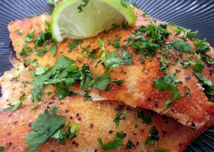How to Prepare Perfect Sriracha-Lime Baked Tilapia
