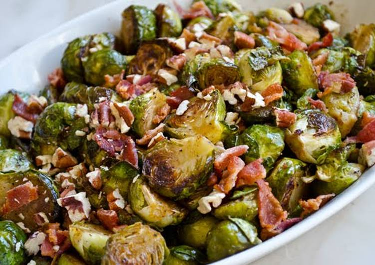 Step-by-Step Guide to Make Ultimate Jens Holiday Brussels Sprout's