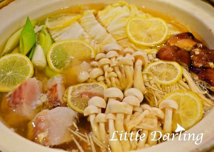 Your Health Can Be Impacted By The Foods You Choose To Consume Shio Koji Lemon Hot Pot