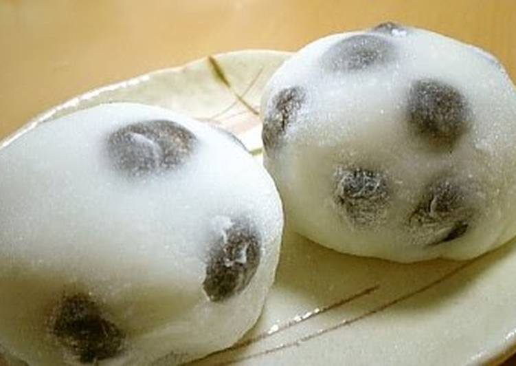 The Meals You Pick To Feed On Will Certainly Effect Your Health Shio-Daifuku (Salt and Bean Mochi Dumplings)