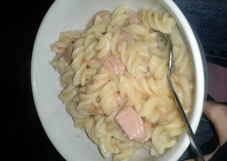 Chicken Tuna Pasta