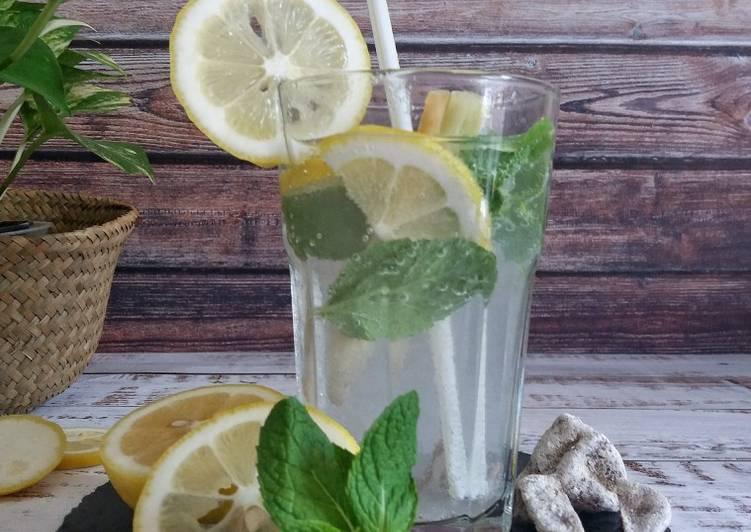 Soda Herbs Asam Boi - resepipouler.com