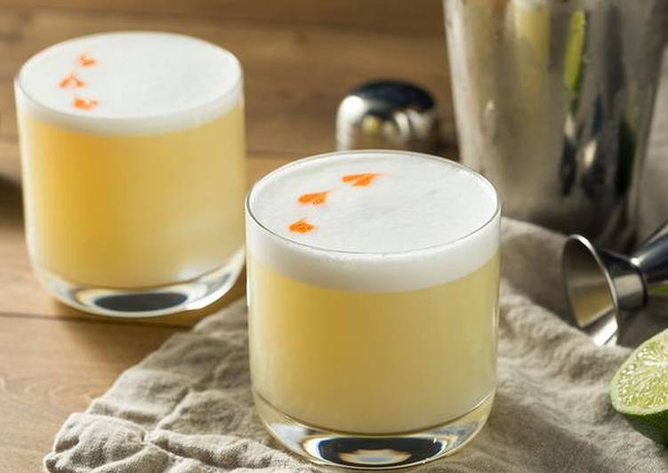 Recipe of Ultimate Peruvian Pisco Sour