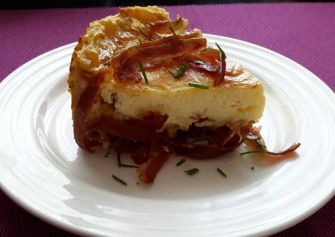 Sig's German Oven Potato Cake