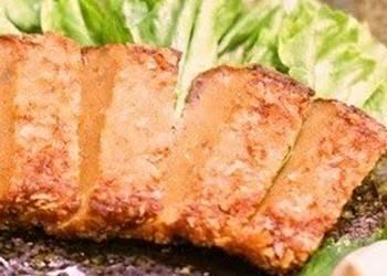 Easiest Way to Cook Appetizing Aka Ten Spicy Deepfried Kamaboko from Shimane Prefecture