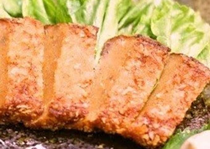 'Aka Ten' Spicy Deep-fried Kamaboko from Shimane Prefecture