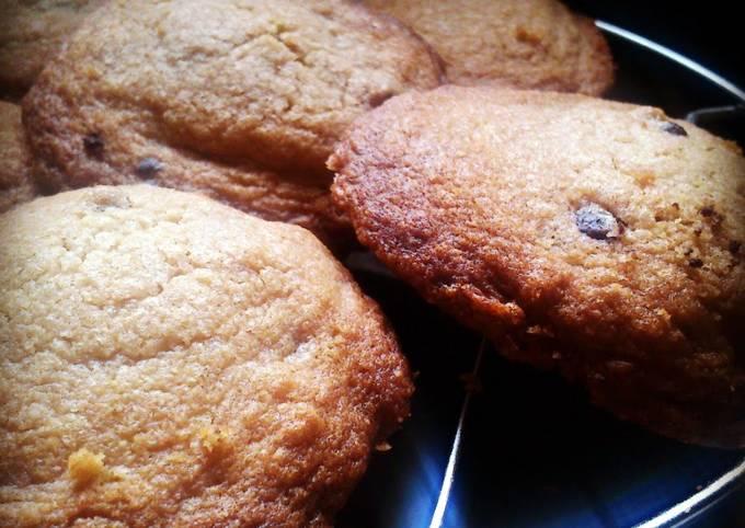 Easiest Way to Prepare Delicious Simple chocolate chip cookies