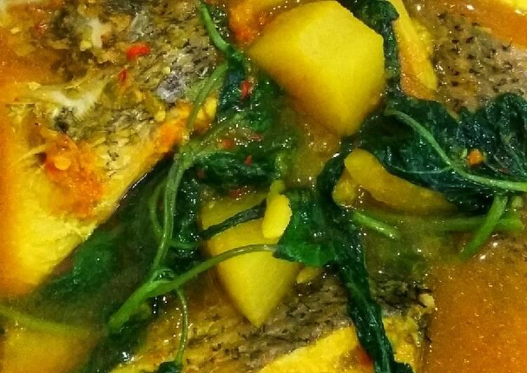 Kengsom Ikan Siakap#MaratonRaya#Ikan#Mingggu3