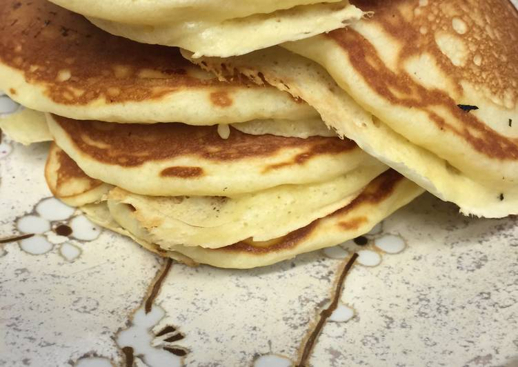 Easiest Way to Prepare Favorite Vice Buttermilk Pancakes