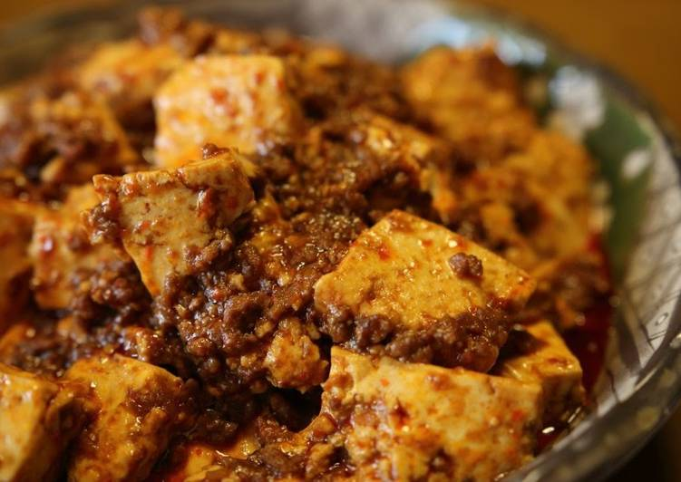 Delicious Mapo Doufu, Many Of You Might Not Understand This But Coconut Oil Can Have Great Health Advantages To It