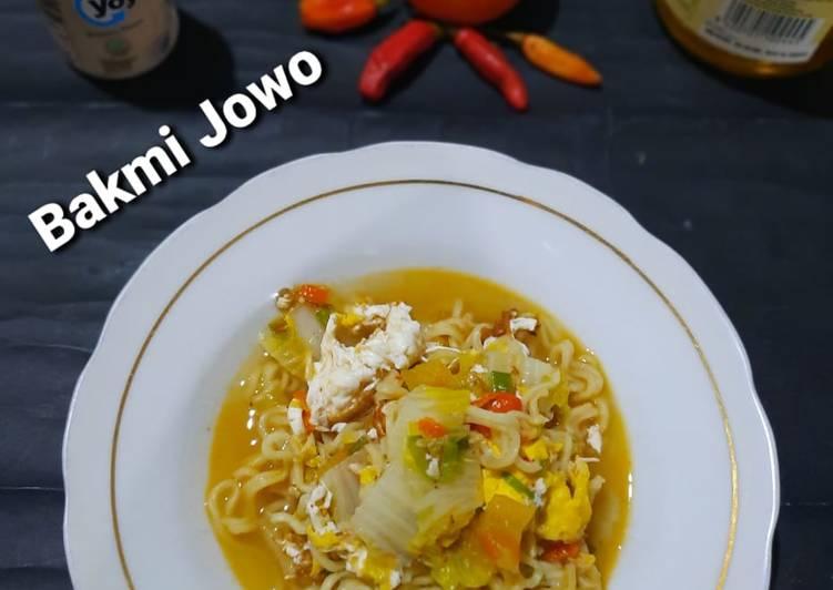 Resep Indomie Bakmi Jowo Paling Joss