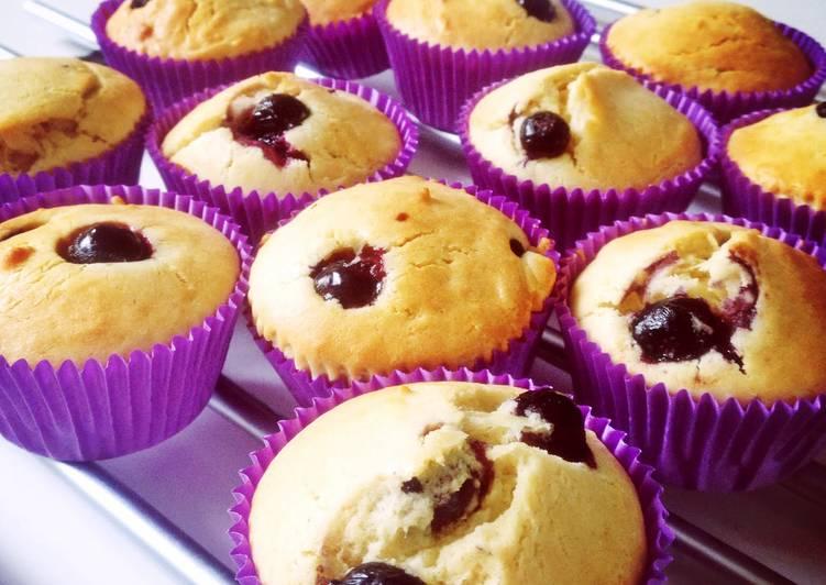 Recipe of Ultimate Mini Banana Muffin