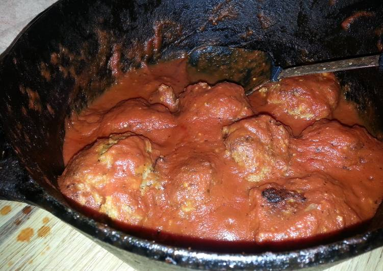 Easy Homemade Mandy ' s Meatballs Recipe