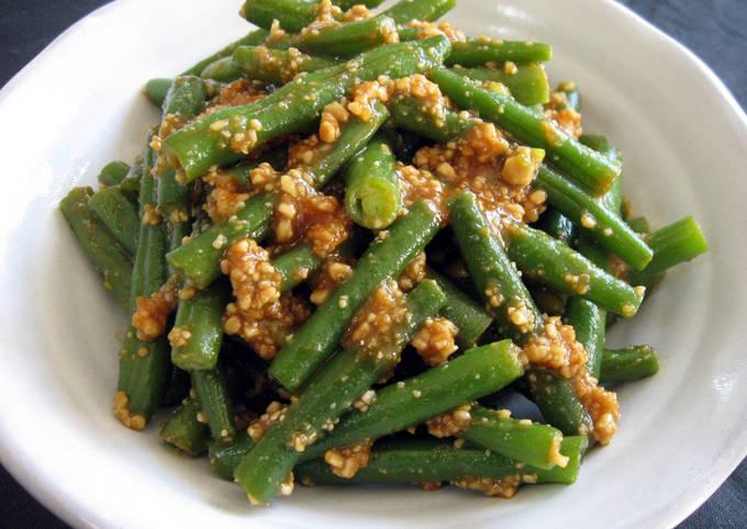'Peanut-ae' Beans