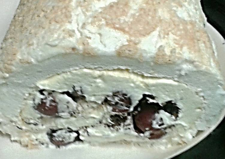 Pavlova roll, Coconut Oil Is Actually A Wonderful Product And Can In Addition Be Beneficial For Your Health
