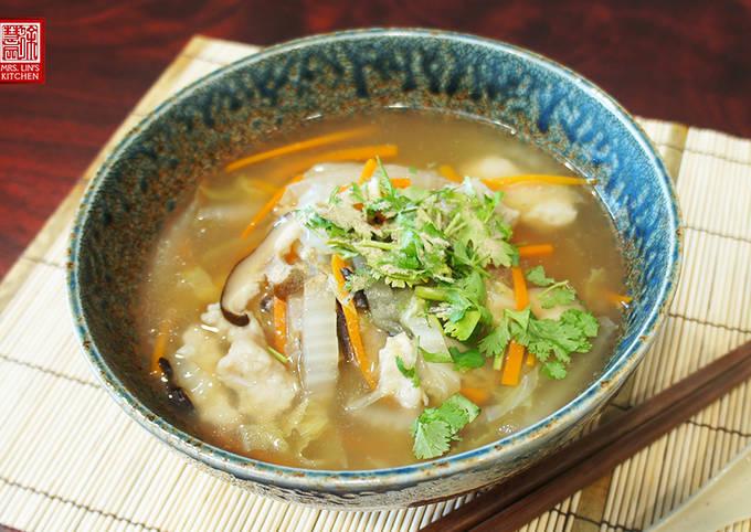Taiwanese Meat Soup – Rou Geng Tong