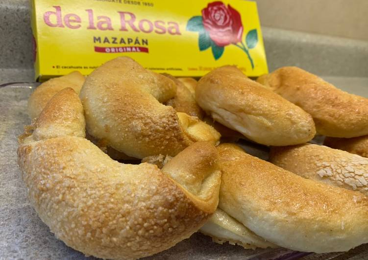 Steps to Make Quick Mazapan Horns