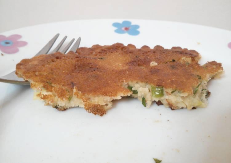 Vegan Omelette - Soy-free!