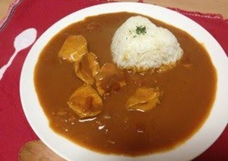 Simple Way to Prepare Any-night-of-the-week Butter Chicken Curry Using Curry Roux