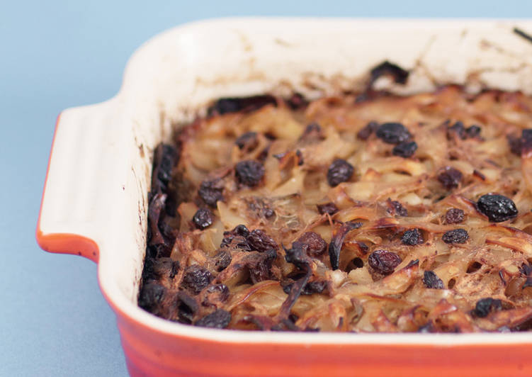 Recipe: Tasty Gillian's Lokshen Kugel