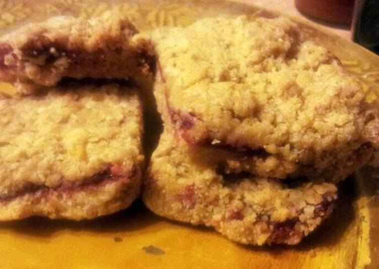 Sheree's Fruit Preserve Bars