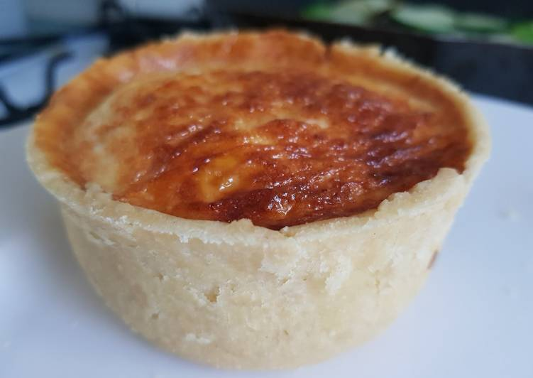 Individual whatever you've got quiches